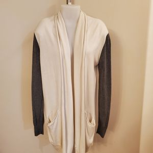 Wilfred Silk Blend Cardigan Large
